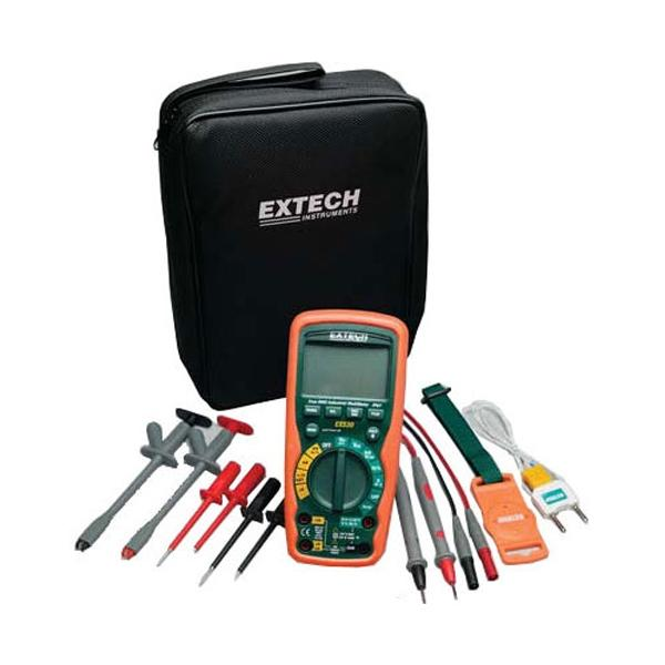 Industrial MultiMeter Test Kit EX520-S