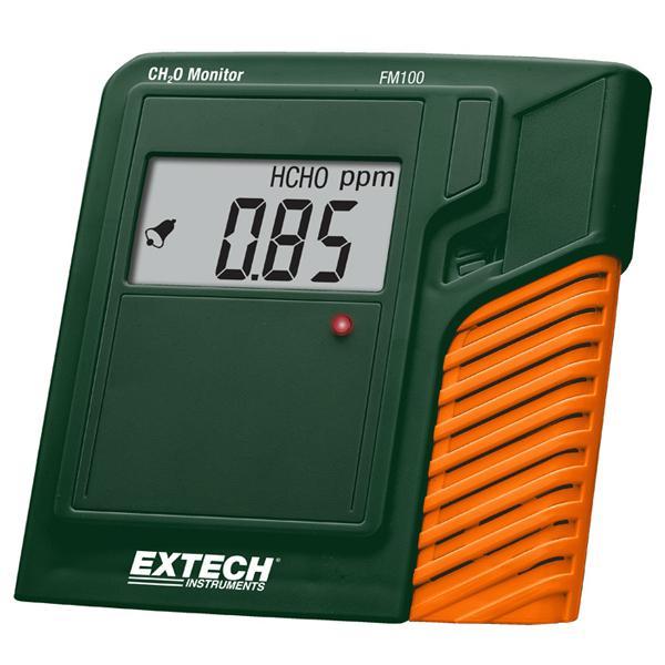 Formaldehyde (CH2O or HCHO) Monitor FM100