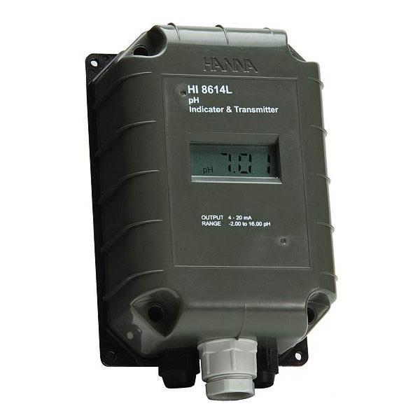 pH Transmitter HI8614LN