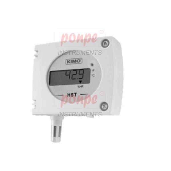 เครื่องวัดอุณหภูมิ ความชื้น ควบคุมอุณหภูมิ ความชื้น HST-M