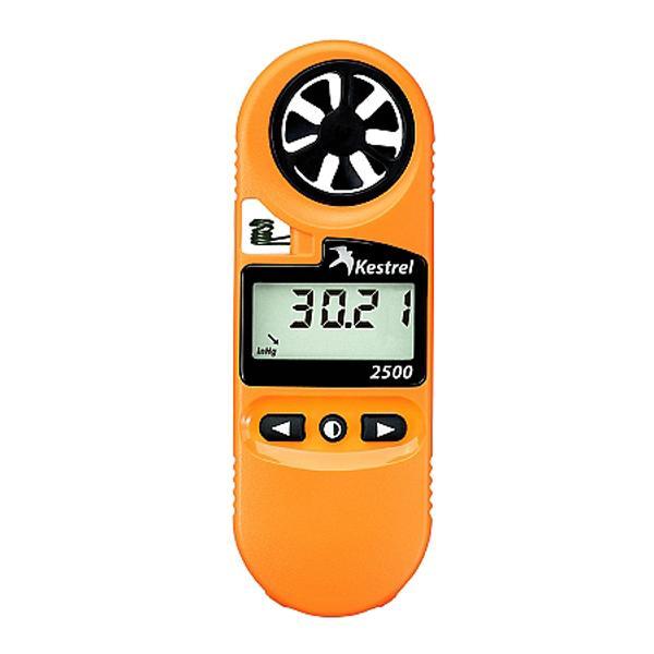 เครื่องวัดความเร็วลม อุณหภูมิลม รุ่น KESTREL 2500