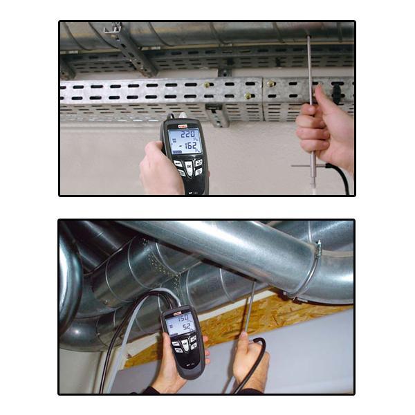 Anemometer Air velocity Meters MP120S