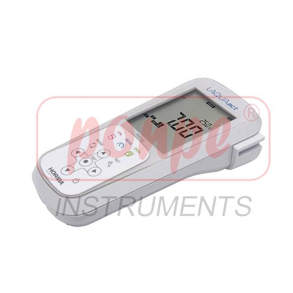 pH130 Horiba Scientific Portable Meter DualChannel pH/ORP/ Ion/Temp
