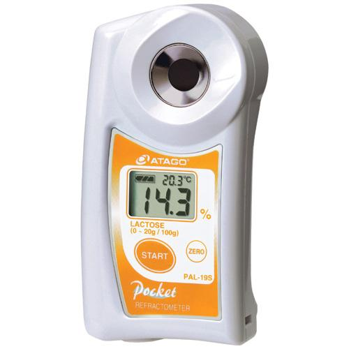 Lactose Refractometer PAL-19S