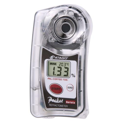 Digital Pocket Refractometer PAL-COFFEE (TDS)