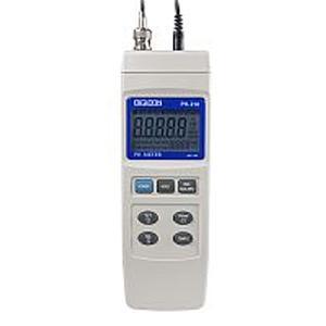 เครื่องวัดกรดด่าง pH/MV/Temp Meter PH-218