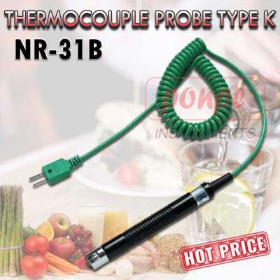 NR-31B Thermocouple Probe