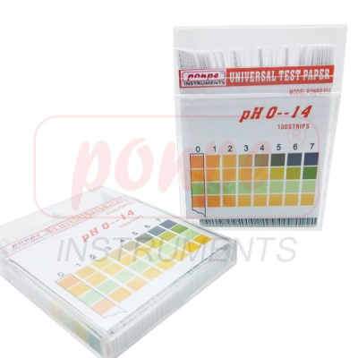 PONPE 014 pH Test Strip