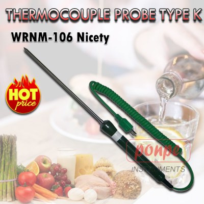 Thermocouple Probe Type K WRNM-106