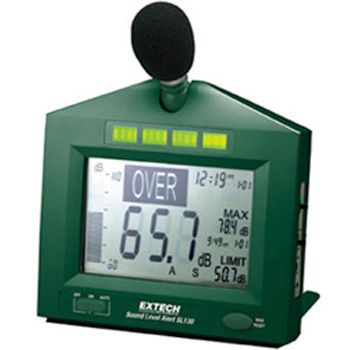 Sound Level Alert with Alarm SL130G
