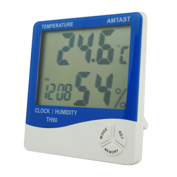 TH90 Thermo-Hygrometer เครื่องวัดอุณหภูมิ ความชื้น Thermo-Hygrometer