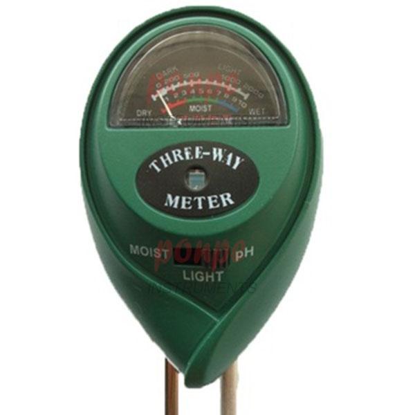 เครื่องวัดความชื้นดิน กรดด่าง ETP307
