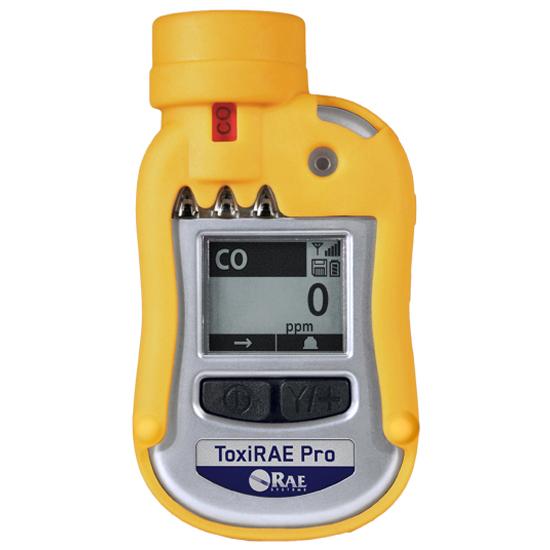 เครื่องวัดแก๊ส TOXIRAE PRO-H2S