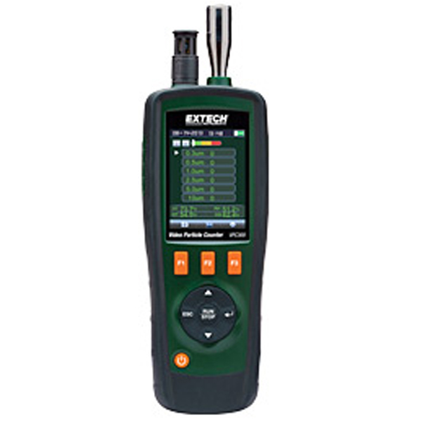VPC300 EXTECH Video Particle Counter