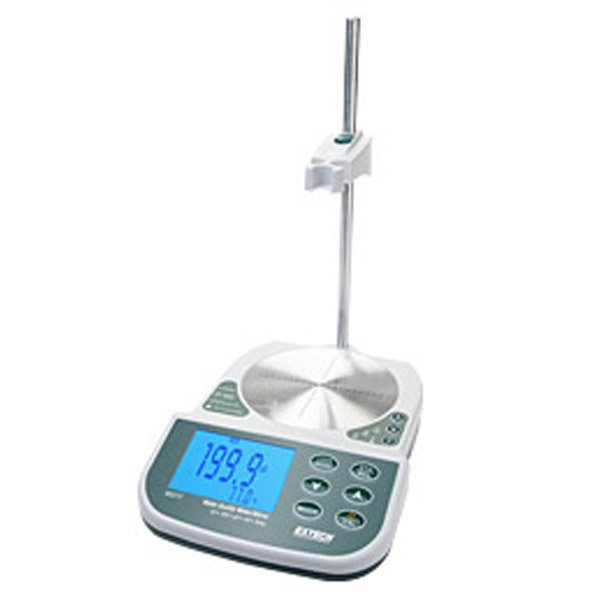 Benchtop Water Quality Meter/Stirrer เครื่องวัด pH, ORP WQ530