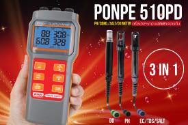 pH EC DO Meter