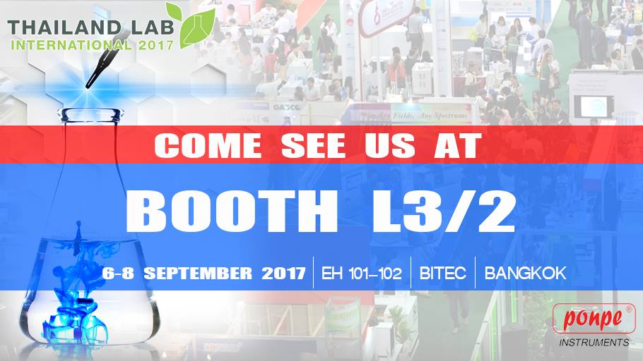 Thailand Lab 2017 Visit THAILAND LAB 2017 with discounts up to 60%