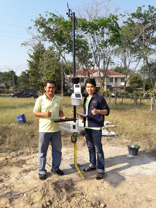 6163 Weather Station