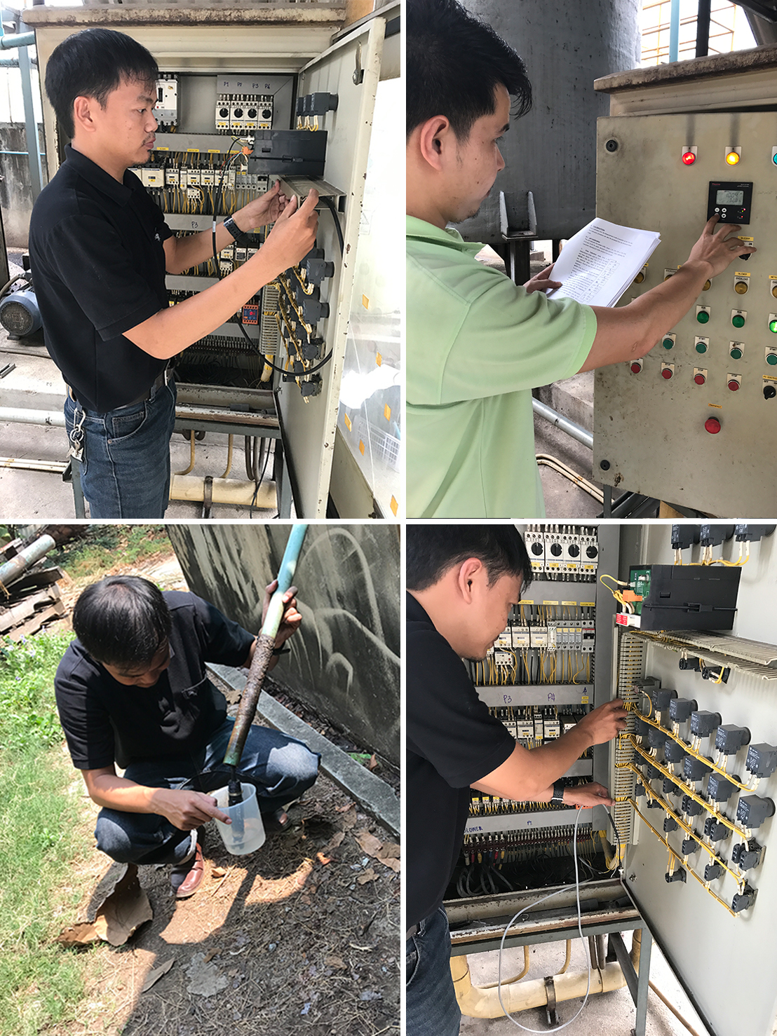 Maintenance pH Controller