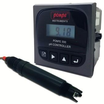 PONPE-590 เครื่องวัดความเป็นกรด-ด่าง (PH Meter)