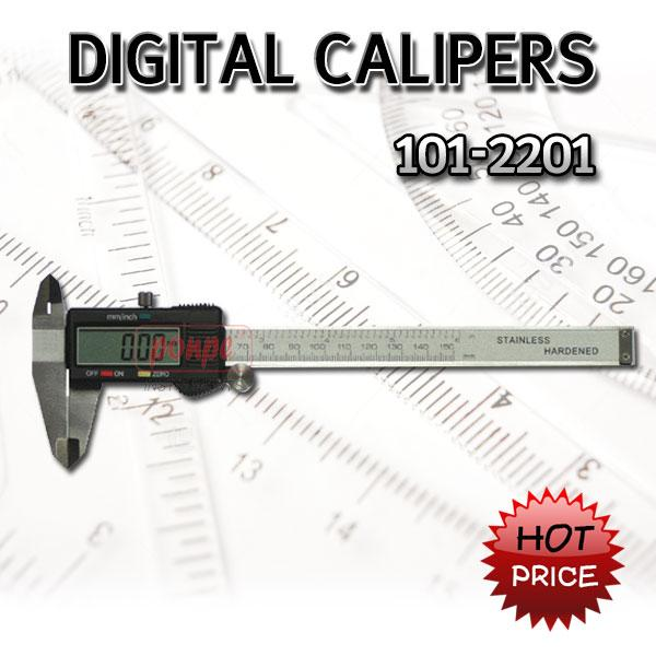 101-2201 / JEDTO เวอร์เนีย แบบดิจิตอล DIGITAL CALIPERS