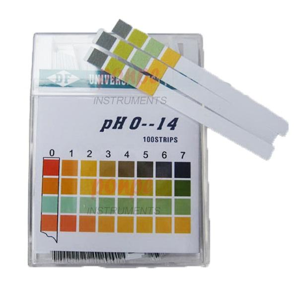 DF001 / JEDTO LITTLE pH Test Strip