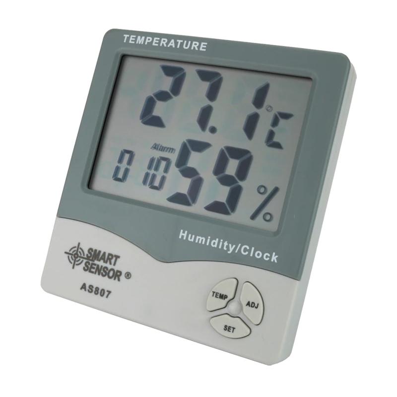 AS807 / SMART SENSOR เครื่องวัดอุณหภูมิความชื้น Temperature Humidity Meter