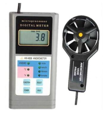AM-4838 / LANDTEK เครื่องวัดความเร็วลม Anemometer
