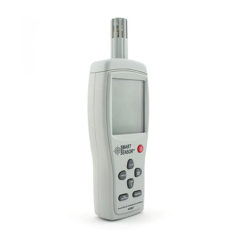 AS837 / SMART SENSOR เครื่องวัดอุณหภูมิความชื้น Humidity & Temperature Meter