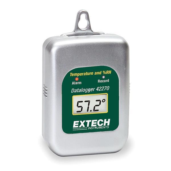 42270 Extech เครื่องวัดและบันทึกอุณหภูมิ ความชื้น