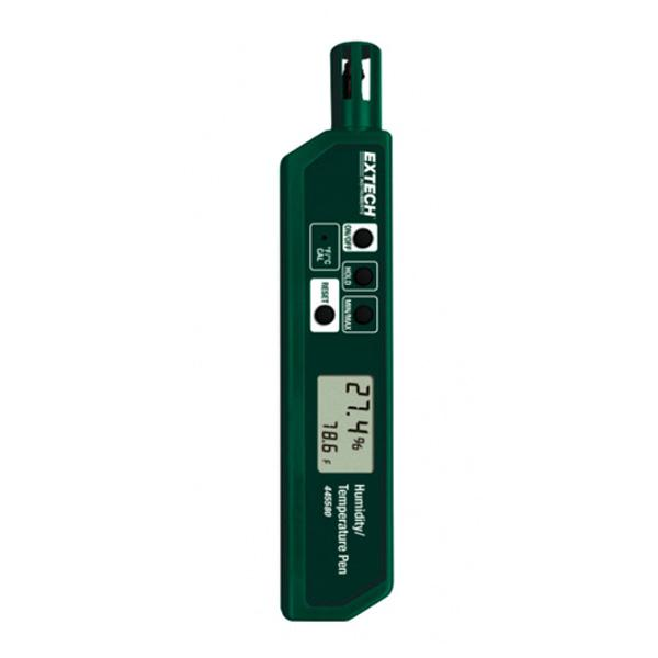 445580 EXTECH เครื่องวัดอุณหภูมิ ความชื้น Humidity/Temperature Pen