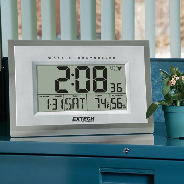 445706 Extech เครื่องวัดอุณหภูมิ ความชื้น Hygro-Thermometer