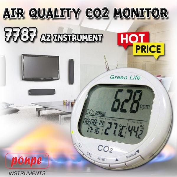 Air Quality CO2 Monitor 7787