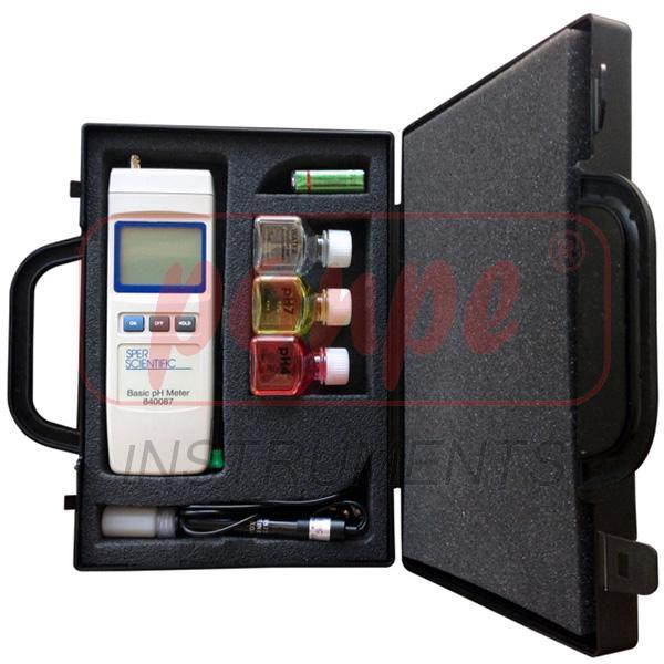 840088 SPER SCIENTIFIC เครื่องวัดกรดด่าง pH Meter Kit