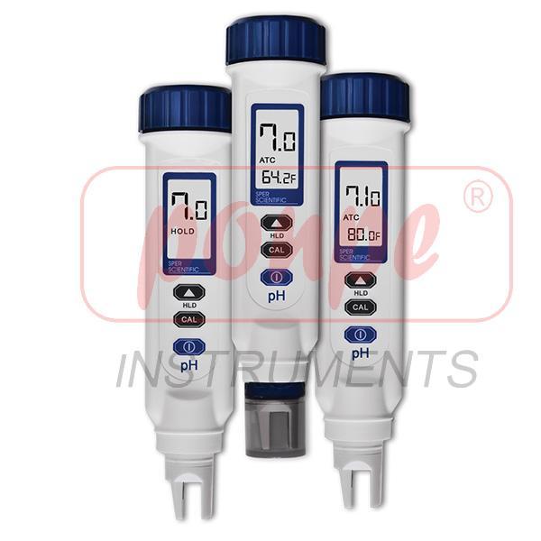 850050 SPER SCIENTIFIC Digital Waterproof Pen Type pH Meter เครื่องวัดพีเอช