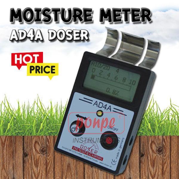 AD4A / DOSER เครื่องวัดความชื้น Moisture Meter