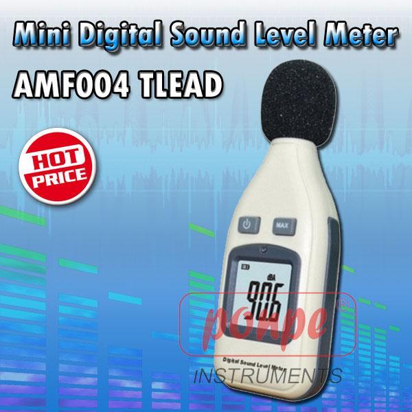 เครื่องวัดเสียง รุ่น AMF004