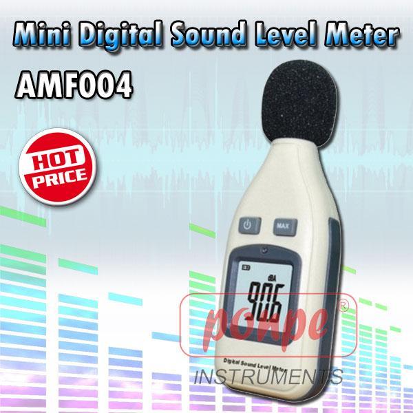 AMF004 / JEDTO เครื่องวัดเสียง Sound Level Meter