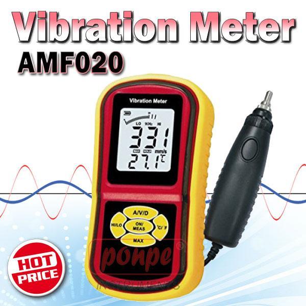 AMF020 / TLEAD เครื่องวัดความสั่น Vibration Meter