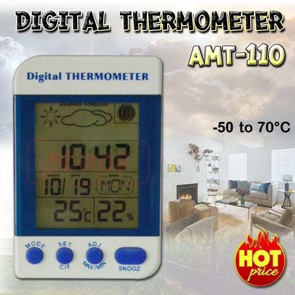 AMT-110 / JEDTO เครื่องวัดอุณหภูมิ ความชื้น