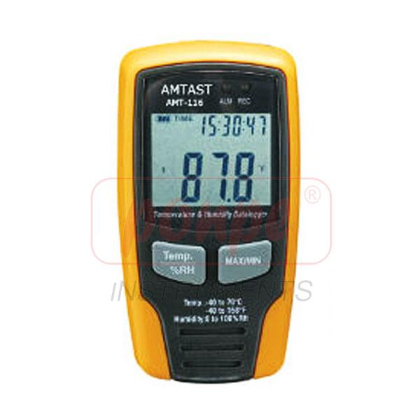 AMT-116 Humidity & Temperature Datalogger with USB interface