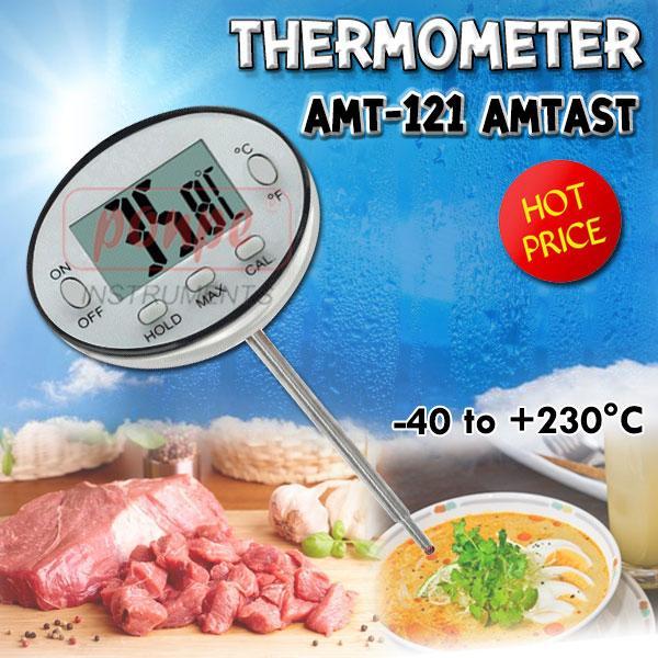 AMT-121 / AMTAST เครื่องวัดอุณหภูมิ Waterproof Thermometer