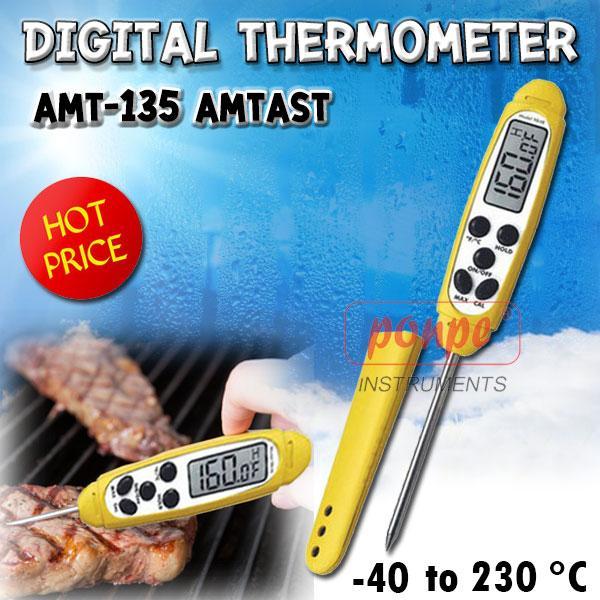 AMT-135 / AMTAST เครื่องวัดอุณหภูมิ Digital Thermometer