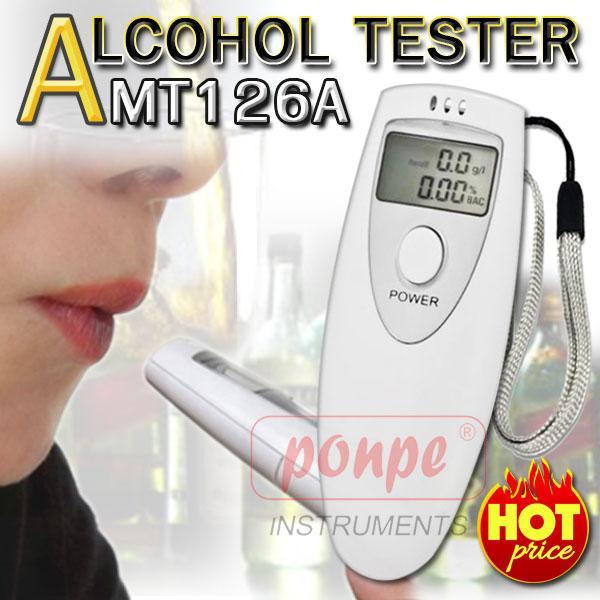 AMT126A / TLEAD เครื่องเป่าแอลกอฮอล์ Alcohol Tester