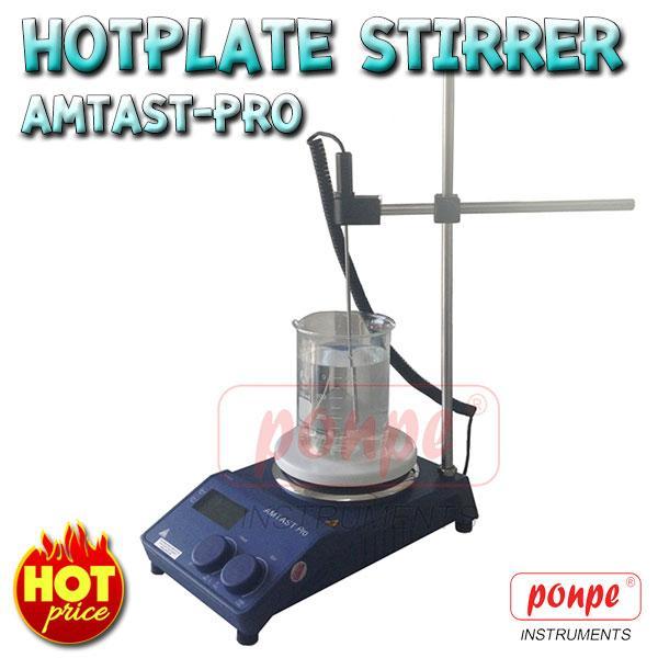 AMTAST-PRO เครื่องกวนสารให้ความร้อน Hotplate Stirrer