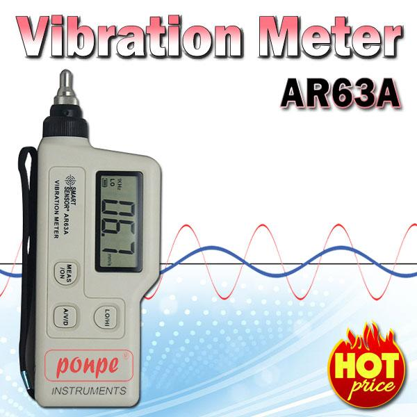 AR63A Vibration Meter เครื่องวัดความสั่นสะเทือน