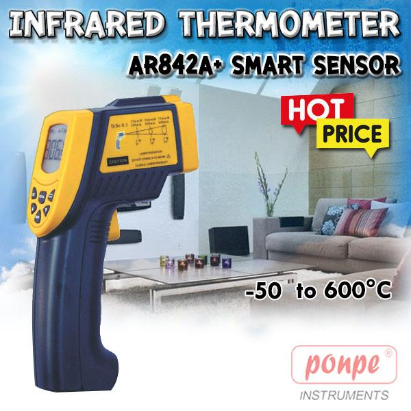 Infrared Thermometers AR842A+