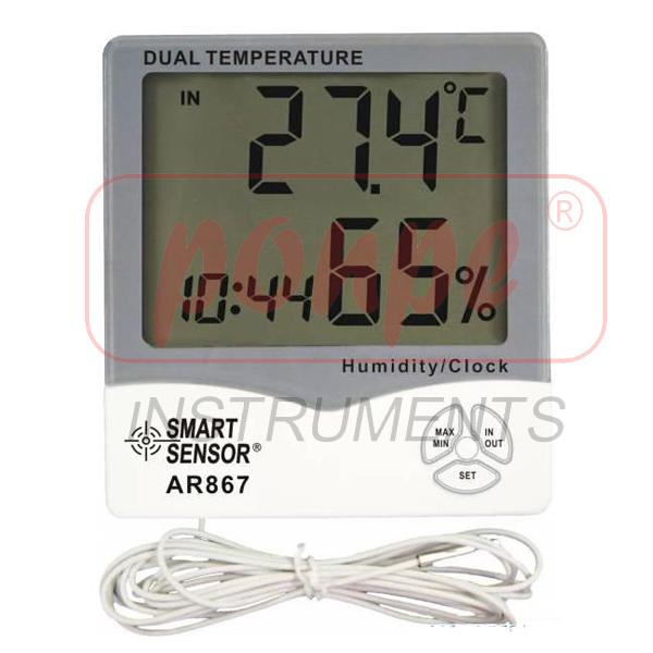 AR867 SMART SENSOR Humidity&Temperature Meter