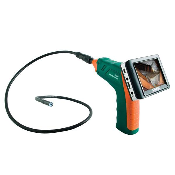 BR250 EXTECH Video Borescope/Wireless Inspection Camera