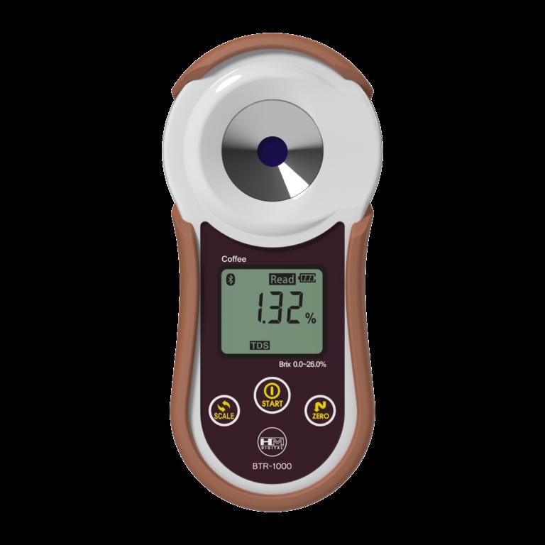 BTR-1000 / HM DIGITAL เครื่องวัดความหวานในกาแฟ Coffee Refractometer